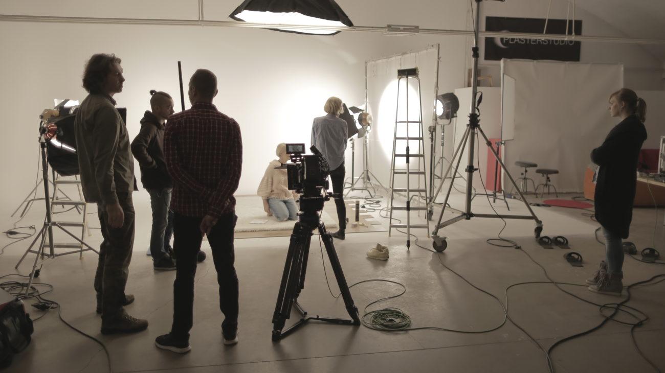 produkcja filmowa - filmy reklamowe