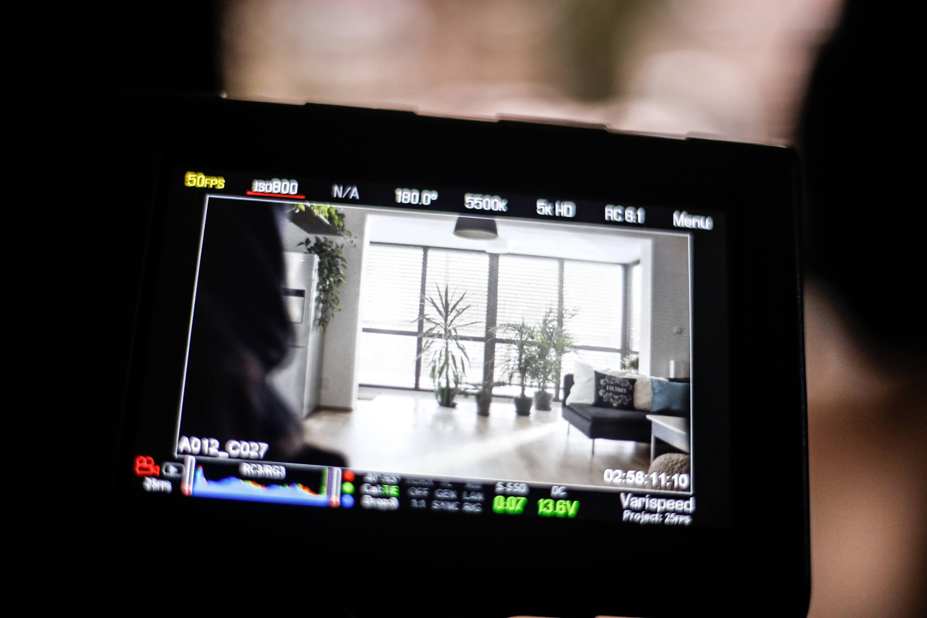 Badanie percepcji filmów