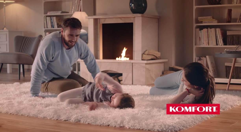 spoty reklamowe komfort